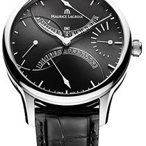 Maurice Lacroix Double Rétrograde Manufacture Date 2nd Time...