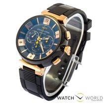 Louis Vuitton Chronograph Tambour Rosegold