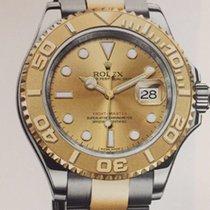 勞力士 (Rolex) Yacht Master Gold And Steel Gold Automatic