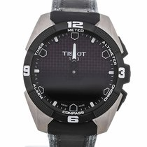 Tissot T-Touch 45 Solar Leather