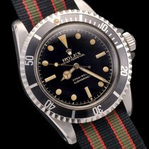 Rolex Submariner ref 5512 chapter ring perfect dial