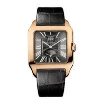 Cartier Santos Dumont Manual Mens Watch Ref W2020068