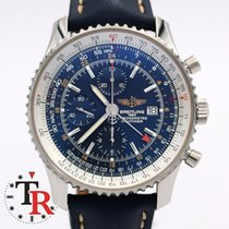 브라이틀링 (Breitling) Navitimer World like new Box&Papers