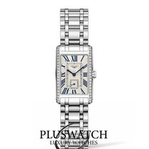 Longines Dolcevita 20mm Quartz Steel Diamonds G