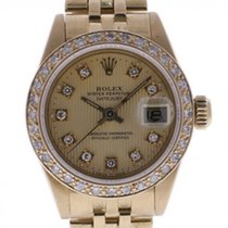Ρολεξ (Rolex) Datejust Automatic-self-wind Womens Watch 6917