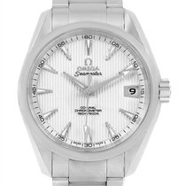 Omega Seamaster Aqua Terra Mens Steel Watch 231.10.39.21.02.001