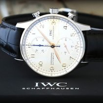 IWC – Portuguese Chrono (watch) – New full set 2017