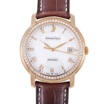 Audemars Piguet Jules Audemars Automatic Mens Diamond Watch...