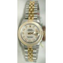 Rolex Datejust 179173 Ladies Steel & 18K Yellow Gold...
