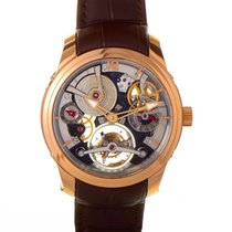 Other Brands Greubel Forsey Double Tourbillon Technique GF02s OR5