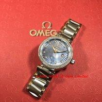 Omega 425.35.34.20.55.001 De Ville Ladymatic Blue dial Automatic