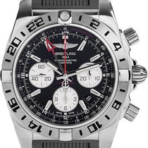 Breitling Men's AB0420B9/BB56/200S Chronomat 44 GMT