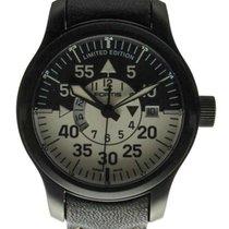 Fortis B-42 Flieger Black Cockpit GMT