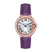 Cartier Ballon Bleu Quartz Ladies Watch Ref WE900251