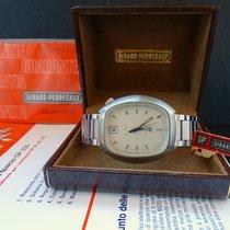 Girard Perregaux GP350 Vintage Elegante Hochfeine Armbanduhr...