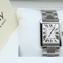 Cartier Eightday watch W5200014 Tank solo