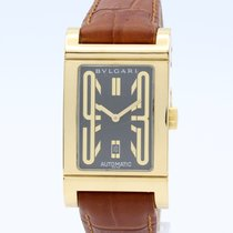 宝格丽 (Bulgari) Rettangolo Automatic 18K Gold RT45G