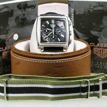 TAG Heuer Monaco, Automatic Chronograph,  SteveMc Queen, Box,...