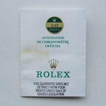 Rolex Libretto / Booklet per Daytona 6265