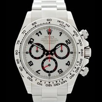 Rolex Daytona -Racing Dial- Ref.: 116509 - Weissgold -...