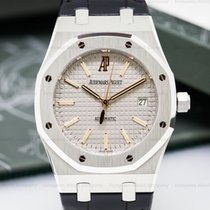 Audemars Piguet 15310PT.OO.D008CR.01 Royal Oak Platinum /...