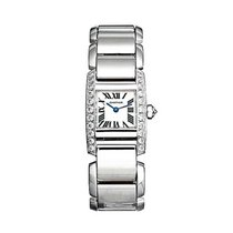 Cartier WE70069H Tankissime White Gold - on White Gold...