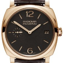 Panerai Radiomir 1940 3 Days Oro Rosso 47mm Men's Watch