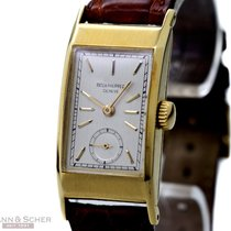 Patek Philippe Vintage Gentlemens Watch Ref-425 18k Yellow...