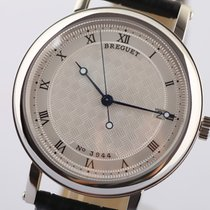 Breguet Classique 5177 White Gold Case Data 5177BB129V6