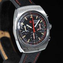 Roamer Stingray chronograph Acciaio Anni '70