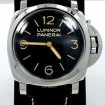 Panerai Luminor 1950 3 Days Limited Edition Black Dial Box...