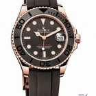 Rolex Yacht Master Rose Gold Ladies