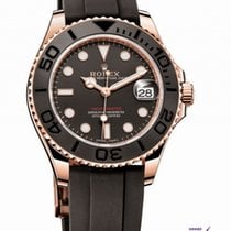 Rolex Yacht Master Rose Gold Ladies - 268655