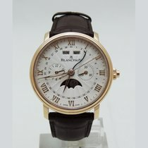 宝珀 (Blancpain) N06685O036042A055B Villeret  Single Pusher...