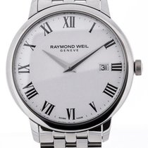 Raymond Weil Toccata 39 Stainless Steel White Dial