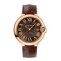 Cartier Ballon Bleu Automatic Mens Watch Ref W6920037