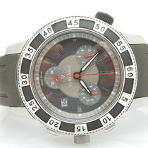 Tiffany & Co. T-57 Resonator S. Steel Chronograph Grey...