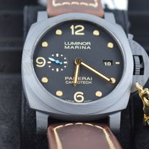 沛納海 (Panerai) Pam00661  LUMINOR MARINA 1950 CARBOTECH 3 DAYS