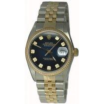롤렉스 (Rolex) Men's Model 16233 Steel and Gold Jubilee Band...