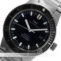 IWC GST Aquatimer 2000 m Stahl IW3536-02