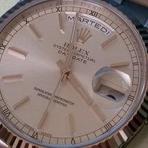 Ρολεξ (Rolex) DAYDATE WEISSGOLD REF 118239 ++NOS++ B&P...