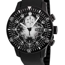 Fortis Limited Art Edition 'Planet' Chronograph...