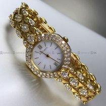 Gérald Genta - Vintage Diamond Bezel and Bracelet White Dial Y/G