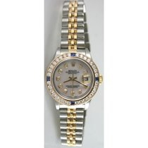 Rolex Datejust 79173 Lady's Steel and 18K Yellow Gold...