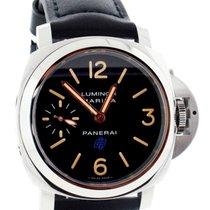 Panerai Luminor Marina Logo Acciaio 44MM Automatic Men Watch...