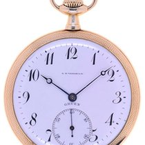 Dietrich Mans Pocket Watch with additional Jewelers Signature...