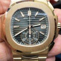 Patek Philippe PP 5980/1R Nautilus  chrono rose gold