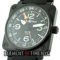 벨앤로스 (Bell & Ross) Aviation GMT Ref. BR01-93