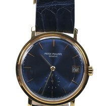 Patek Philippe 3445 with Blue Dial