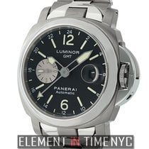 Panerai Luminor Collection Luminor GMT 44mm Titanium &...